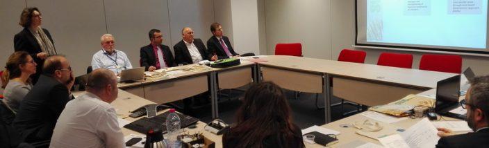 Third SWG EC ABDA PSG Meeting